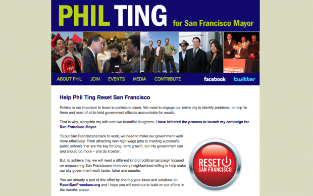 Phil Ting Campaign